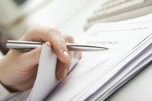 informe y certificado