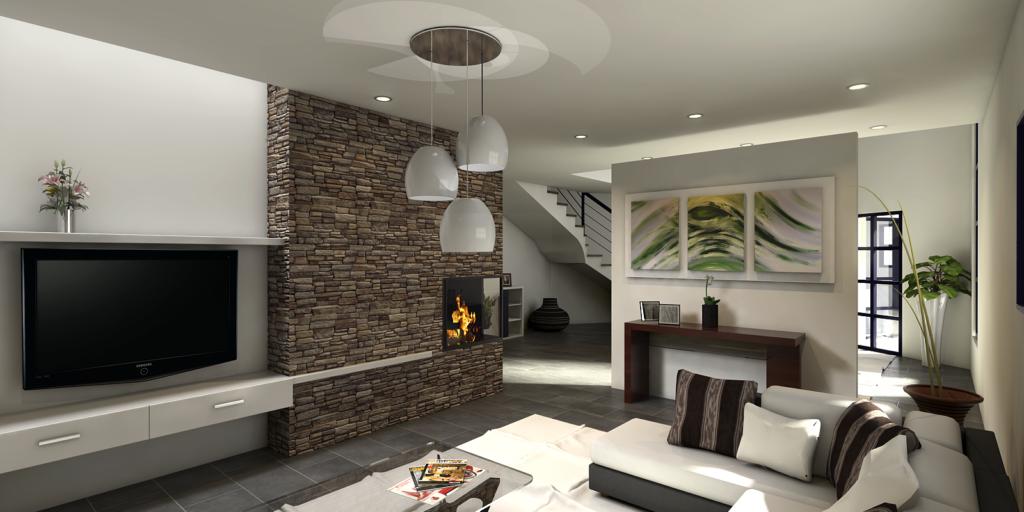 vivienda residencial interior